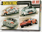 Scalextric GT 92 A