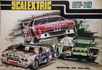 SCALEXTRIC GT 10