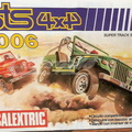 Scalextric sts 4x4 2006 todo terreno A
