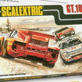 Scalextric motor racing GT 19 A